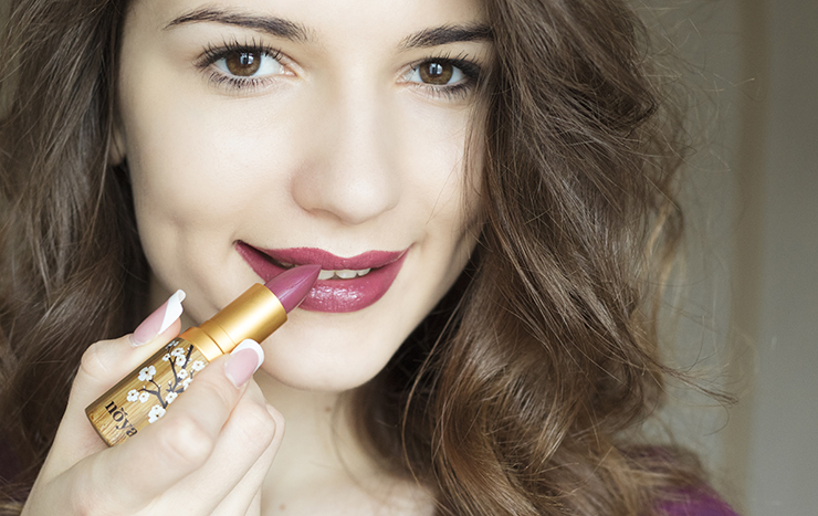 On our lips – Fall for Rouge