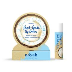 Food-Grade Vanilla Lip Balm