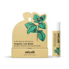 Organic Spearmint Lip Balm